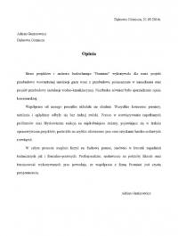 opinia-adrian-guzierowicz-dabrowa-gornicza-2106
