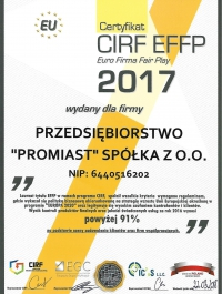 Certyfikat-CIRF-dla-przedsiebiorstwa-PROMIAST
