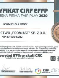 certyfikat-cirf-effp-europejska-firma-fair-play